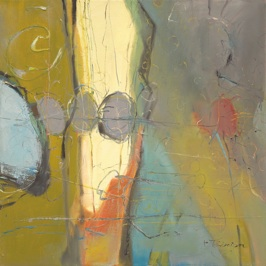 Intution by artist Terry Thirion
